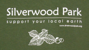 This is a picture of the Friends of Silverwood Park's 2020 t-shirt design