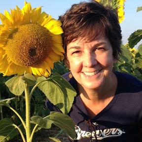 FoSP Board member Barb Gausman